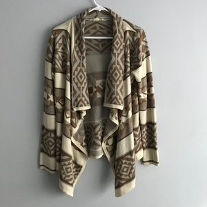 Urban Outfitters Aztec Cardigan